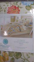Martha Stewart Nip Wild Hydrangea 4-piece Twin Bedding Set