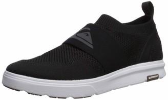 Quiksilver Men's Amphibian Plus Slip-ON Sneaker