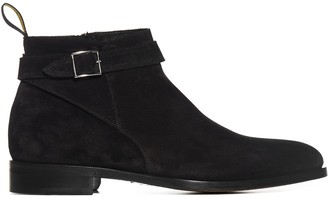Doucal's Doucals Suede Ankle Boots