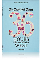 Taschen The New York Times: 36 Hours, USA & Canada, West