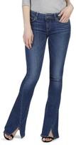 Paige Women's Lou Lou Twisted Seam Flare Jeans