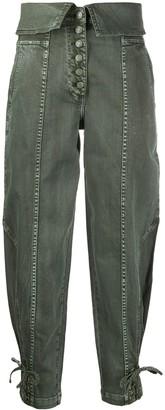Ulla Johnson Kingston high-rise jeans