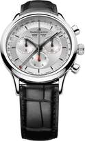 Maurice Lacroix Men's LC1228-SS001-131-1 Stainless Steel Antireflective Sapphire Wrist Watches