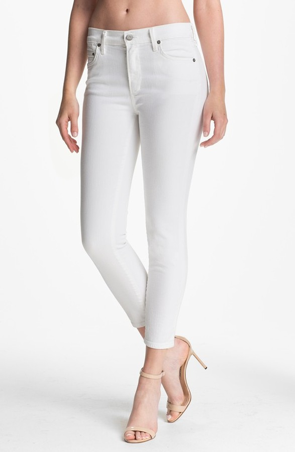 Citizens of Humanity 'Rocket' High Rise Skinny Jeans (Milos)