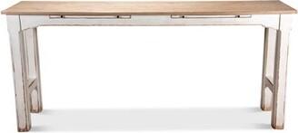 "Sarreid Ltd. 76"" Solid Wood Console Table"