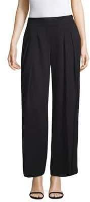 Eileen Fisher Corded Wide-Leg Pants