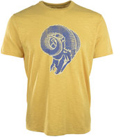 '47 Men's Los Angeles Rams Retro Logo Scrum T-Shirt