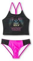 Star Wars Girls' Two Piece Swimsuit