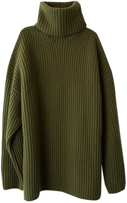 Acne Studios \N Khaki Wool Knitwear