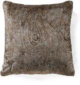 Southern Living Celeste Paisley Velvet Pillow