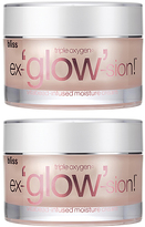 Bliss Triple Oxygen Ex-'glow'-sion Moisture Cream - Set of Two
