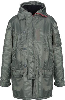 History Repeats Synthetic Down Jackets