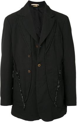 Comme des Garçons Homme Plus Oversized Asymmetrical Jacket