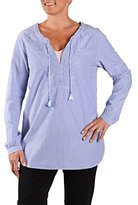 Jag Jeans Women's Embroidered Clara Tunic