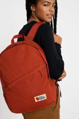 Fjallraven Kanken Vardag Cabin Red 16L Backpack - red at Urban Outfitters