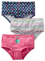 Carter's Girls Toddler 3 Pack Girls Underwear