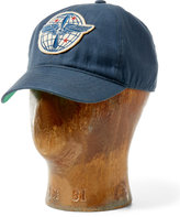 Ralph Lauren Twill Pilot's Cap