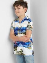 Gap Island short sleeve shirt