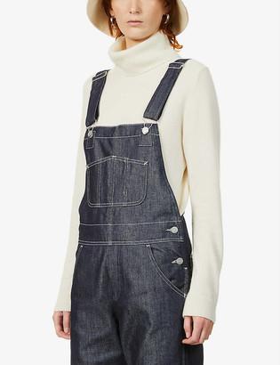 Benetton Turtle-neck cashmere jumper