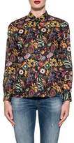 Bagutta Women's Multicolor Cotton Shirt.