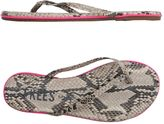 TKEES Thong sandals