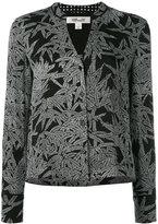 Diane von Furstenberg printed shirt - women - Silk - 8