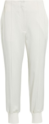 3.1 Phillip Lim High-Rise Crepe Joggers