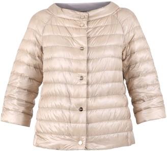 Herno Padded Cape Jacket