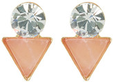 Yochi Geo Shine Earrings