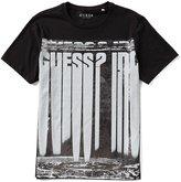 GUESS Short-Sleeve Extended Foil Logo T-Shirt