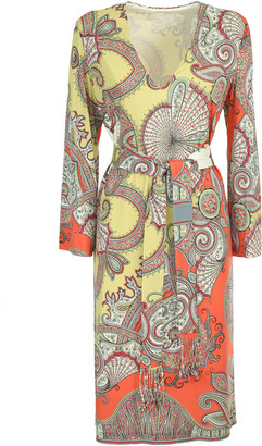 Etro Jersey crepe dress