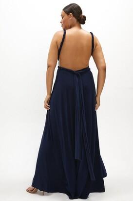 Coast Curve Multiway Jersey Maxi Dress