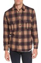 Filson Men's 'Northwest' Regular Fit Wool Plaid Flannel Shirt