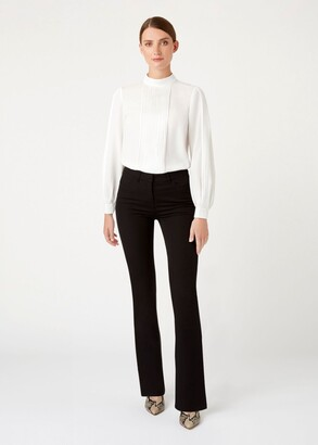 Hobbs Lea Bootcut Jean With Stretch