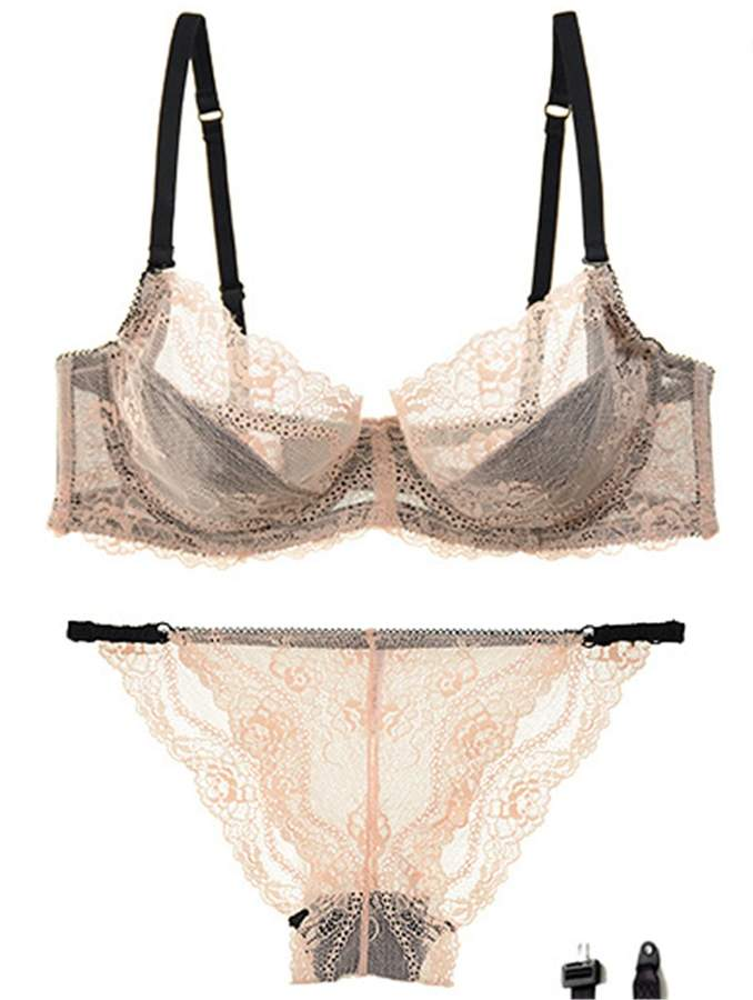 28b5f71749ff Pink Bra And Knickers - ShopStyle Canada