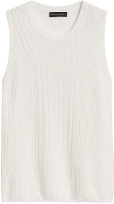Banana Republic Linen-Blend Sweater Tank