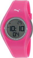Puma Women's PU911191009 Rubber Quartz Watch