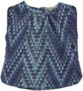 Anthem of the Ants Pretty Shell Top (Baby) - Ombre Arrow Lake-12 Months