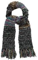 Free People Knit Fringed Scarf