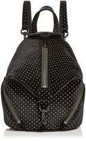 Rebecca Minkoff Julian Convertible Mini Velvet Backpack - 100% Exclusive