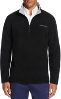 Vineyard Vines Fleece Half-Zip Sweater
