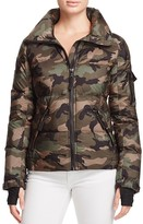SAM. Freestyle Camo Down Jacket