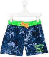 Vingino tropical print swim shorts