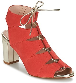 Betty London INALU women's Sandals in Red