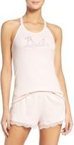 Betsey Johnson Women's Bride Short Pajamas