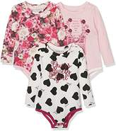 GUESS Girls' 3Pc Body Clothing Set,(Manufacturer Size: 6M)