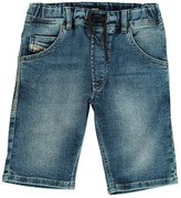 Diesel Sale - Krooley Cord Jogg Bermuda Shorts
