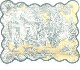 "Legacy Lutece Cypress Toile Fabric, 3 yds. x 54""W"