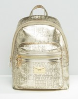 Juicy Couture Gold Backpack
