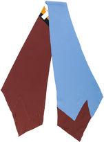 Marni colourblock foulard